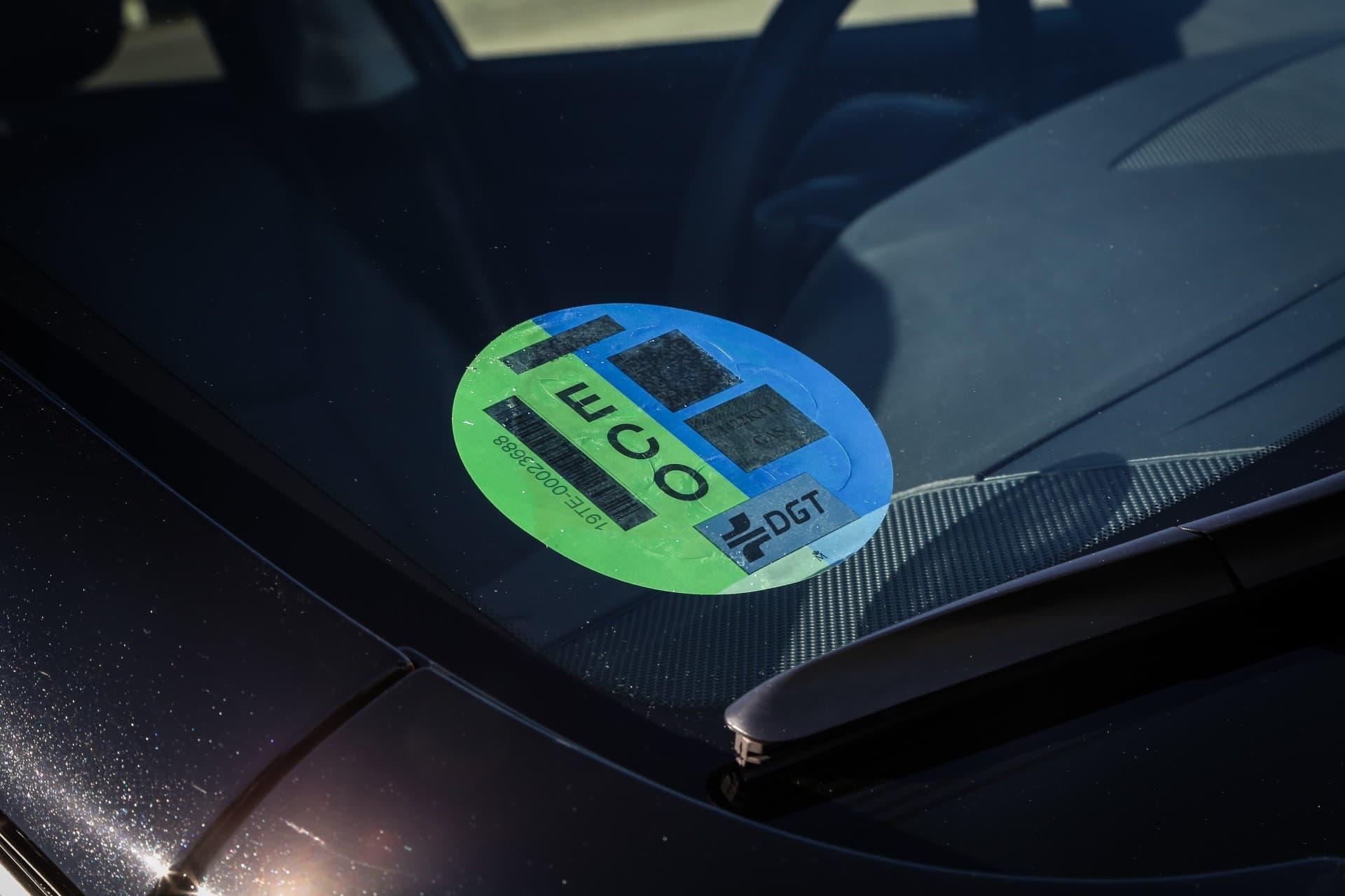 Glp Etiqueta Eco Subaru