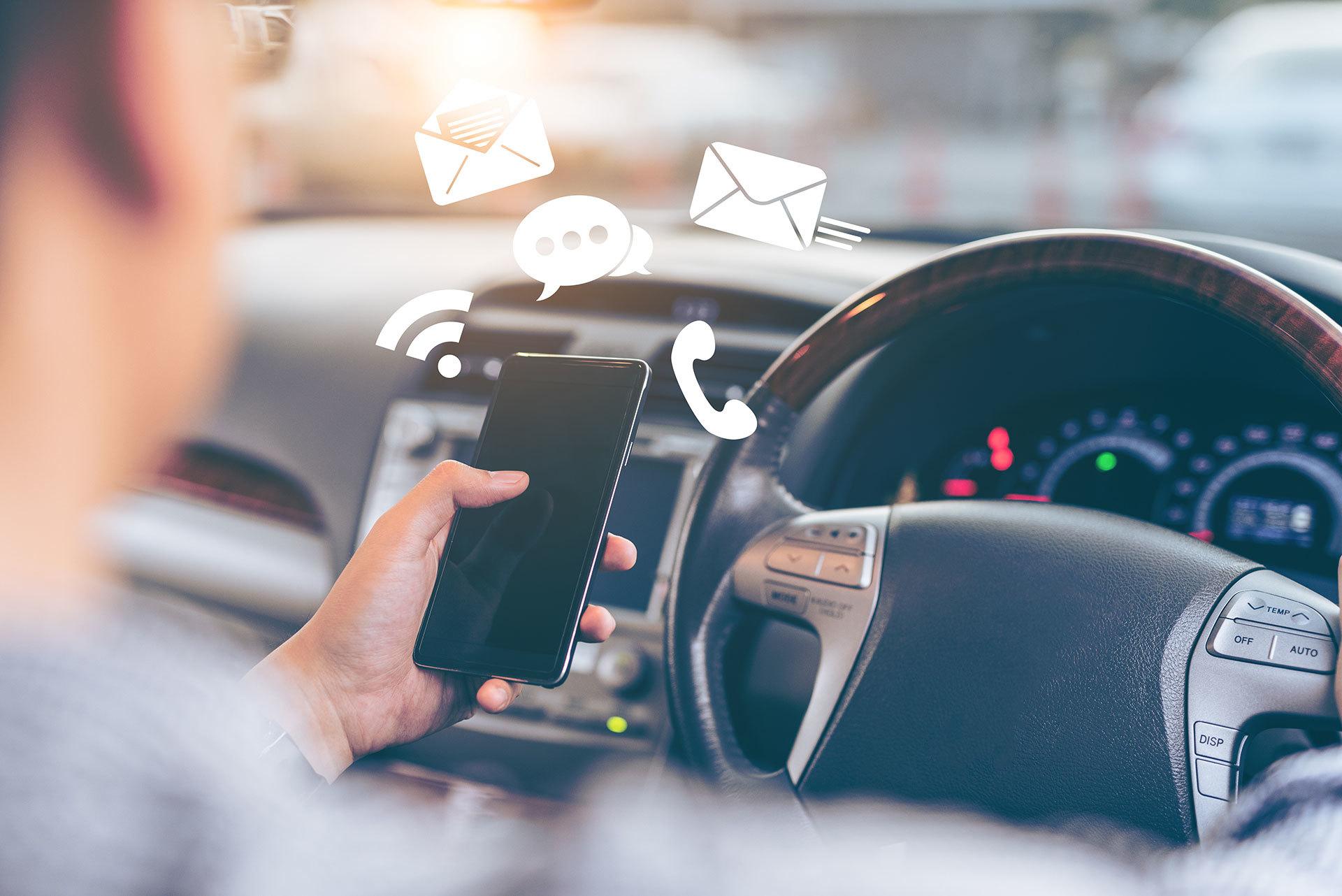 Movilidad Telefono Movil Coche