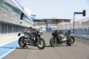 New Street Triple Rs And Moto2 Prototype Static Location thumbnail