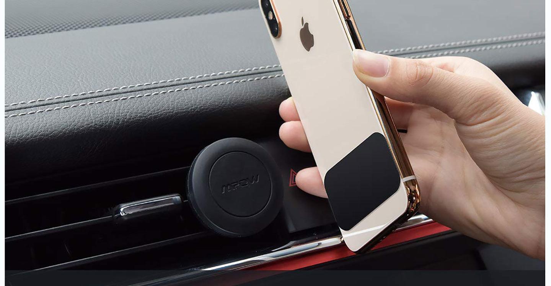 Soporte Telefono Movil Coche Mpow 1