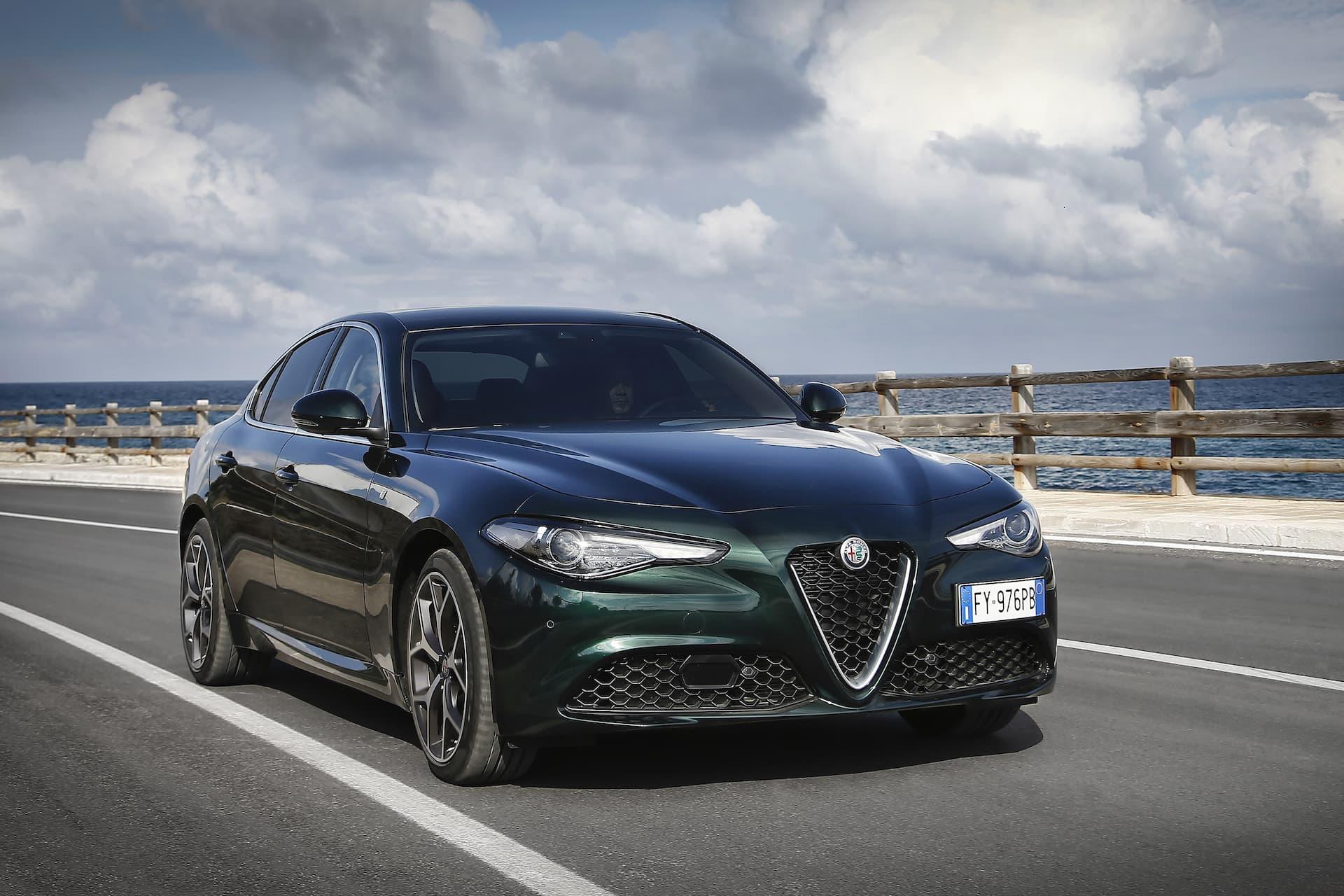 Alfa Romeo Giulia 202040