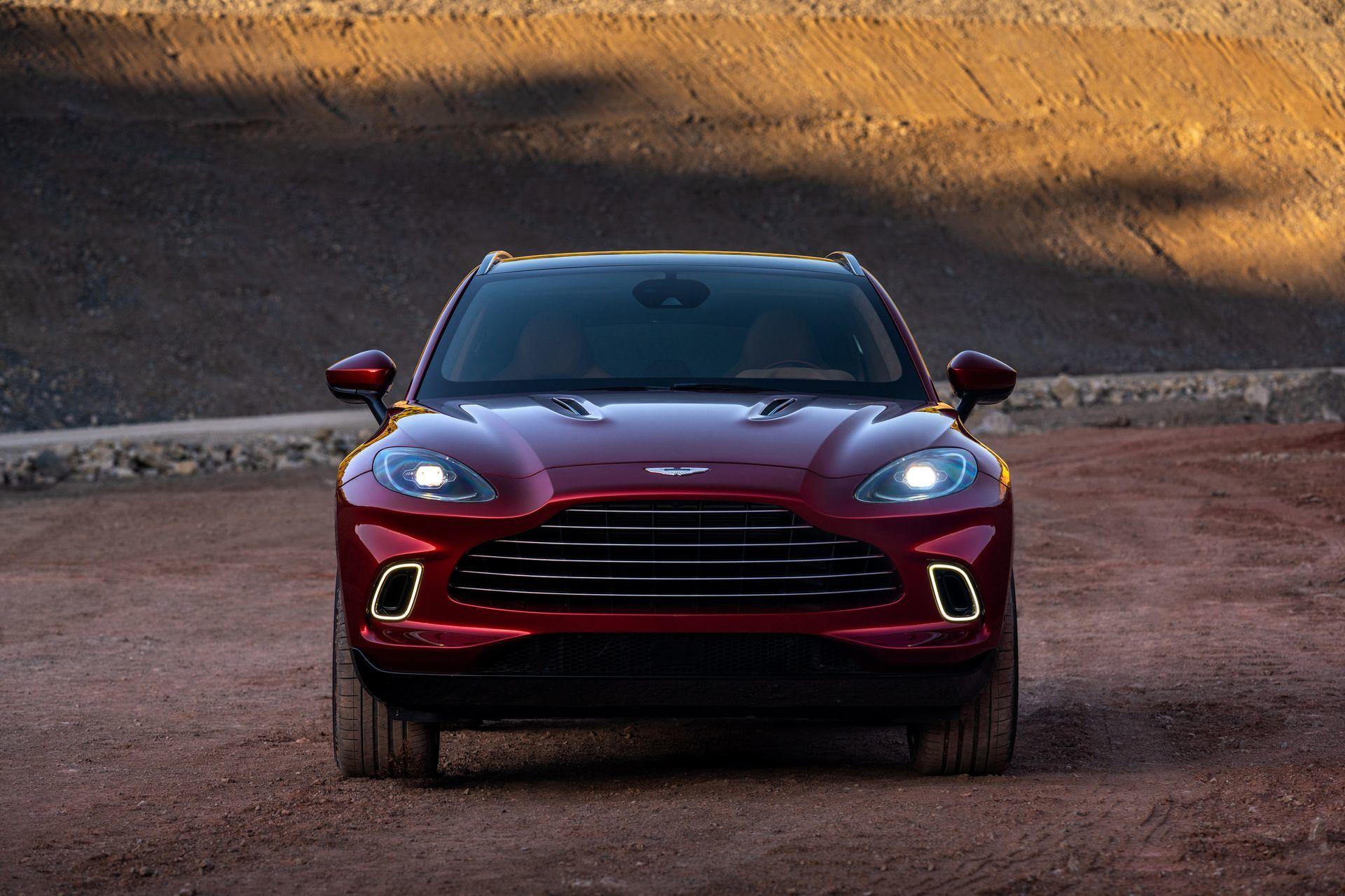 Aston Martin Dbx Fotos Oficiales 2