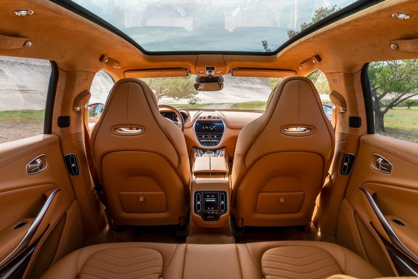Aston Martin Dbx Interior 1019 01