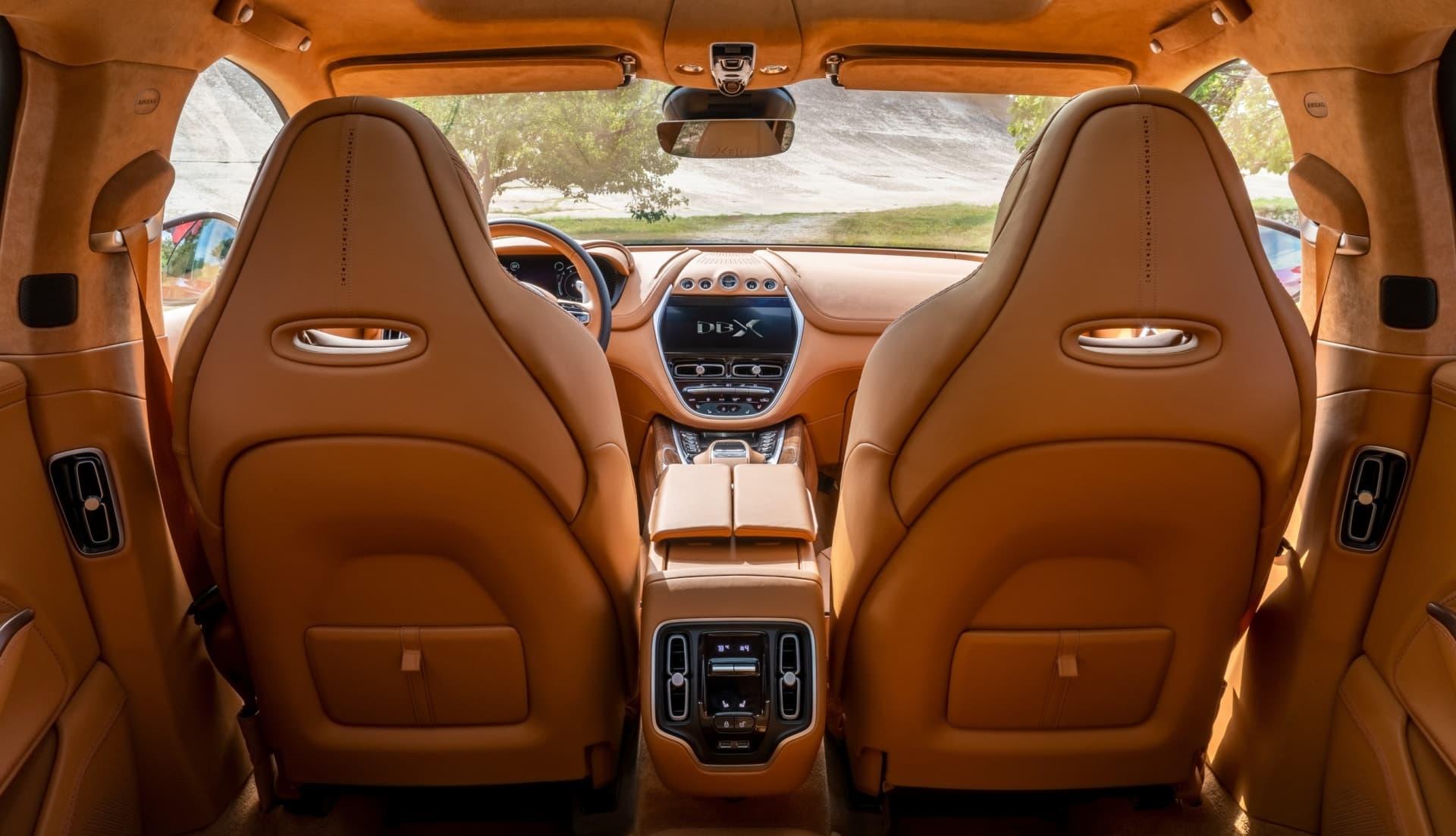 Aston Martin Dbx Interior 1019 03