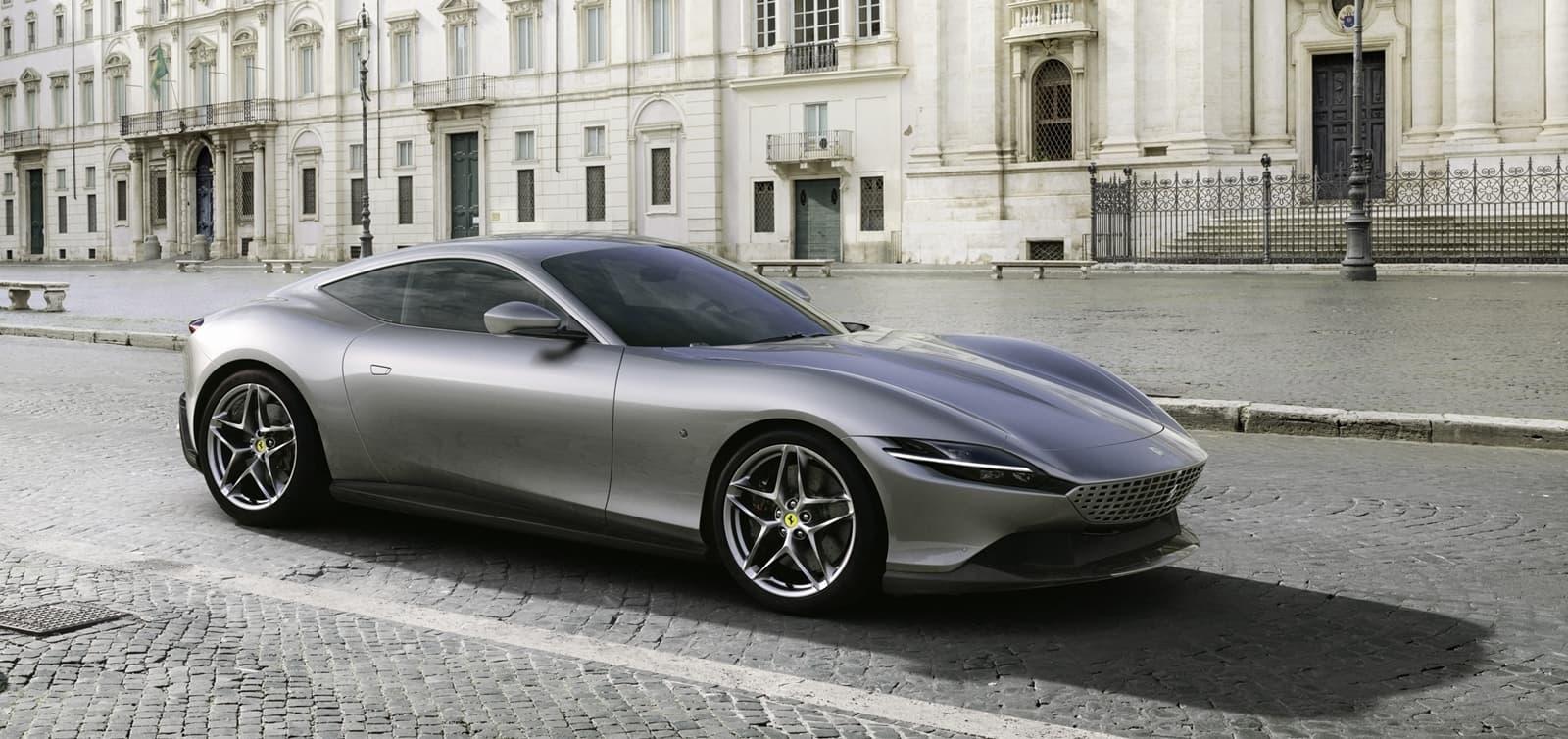 Ferrari Roma Precios Prueba Ficha Tecnica Fotos Y Noticias Diariomotor
