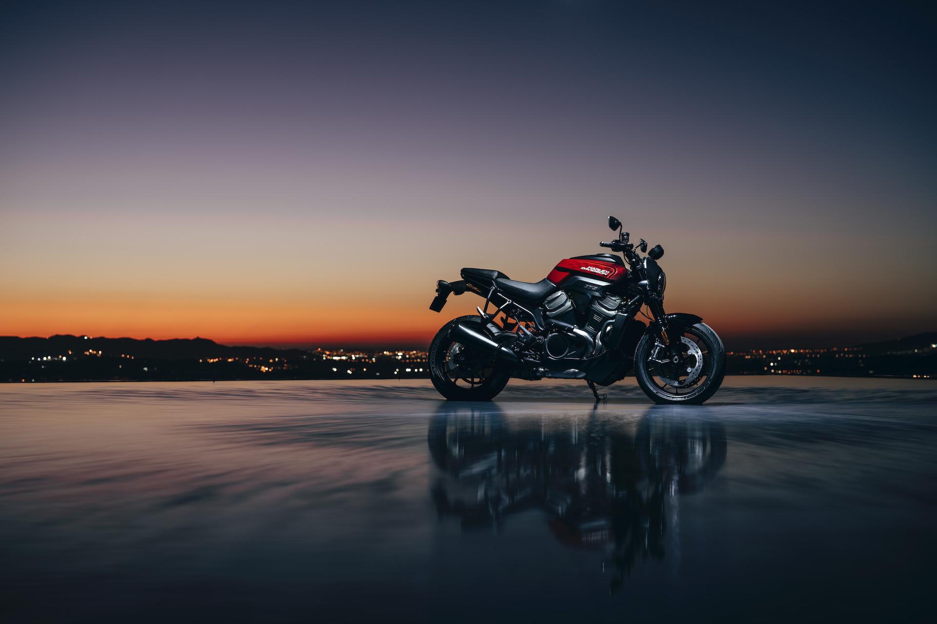 Harley Davidson Bronx B3 Mk4732136