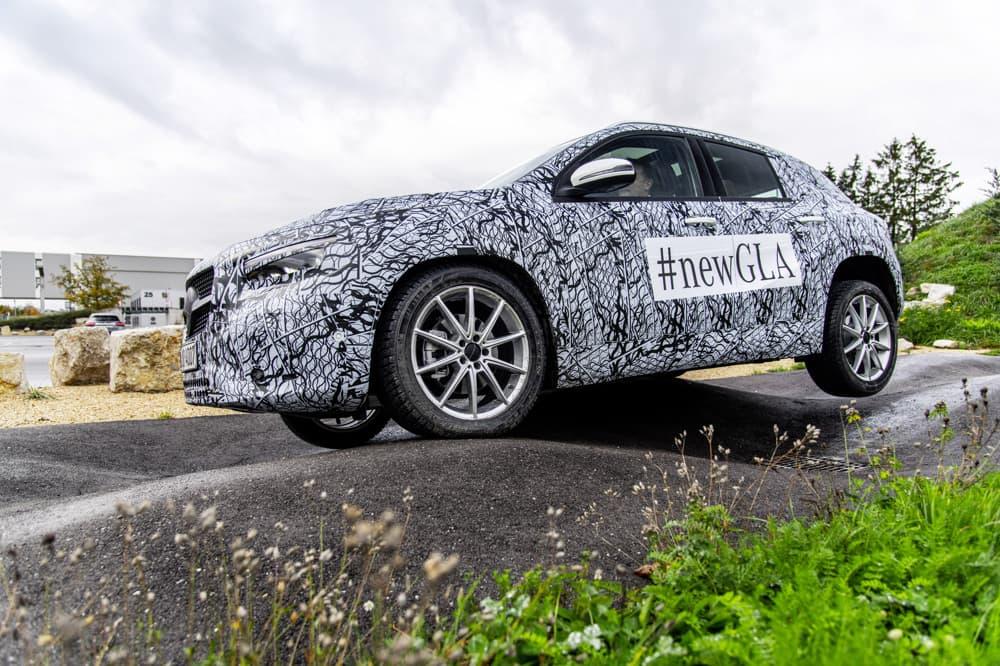 Digitale Weltpremiere: Mercedes Benz Präsentiert Neuen Gla Auf Mercedes Me Media Digital World Premiere: Mercedes Benz Presents The New Gla At Mercedes Me Media