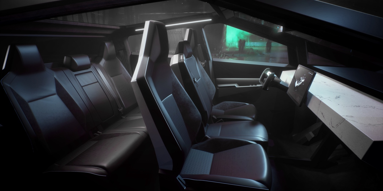 Tesla Cybertruck 01