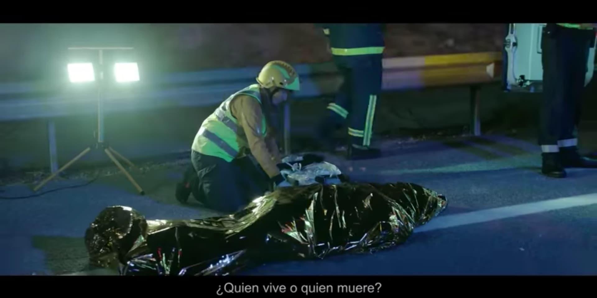 Accidente Trafico Proteger Campana Dgt