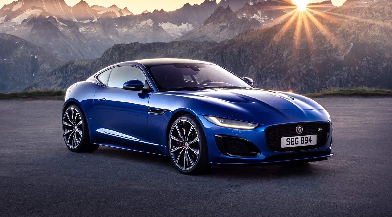 Jaguar F Type 2020 1219 006