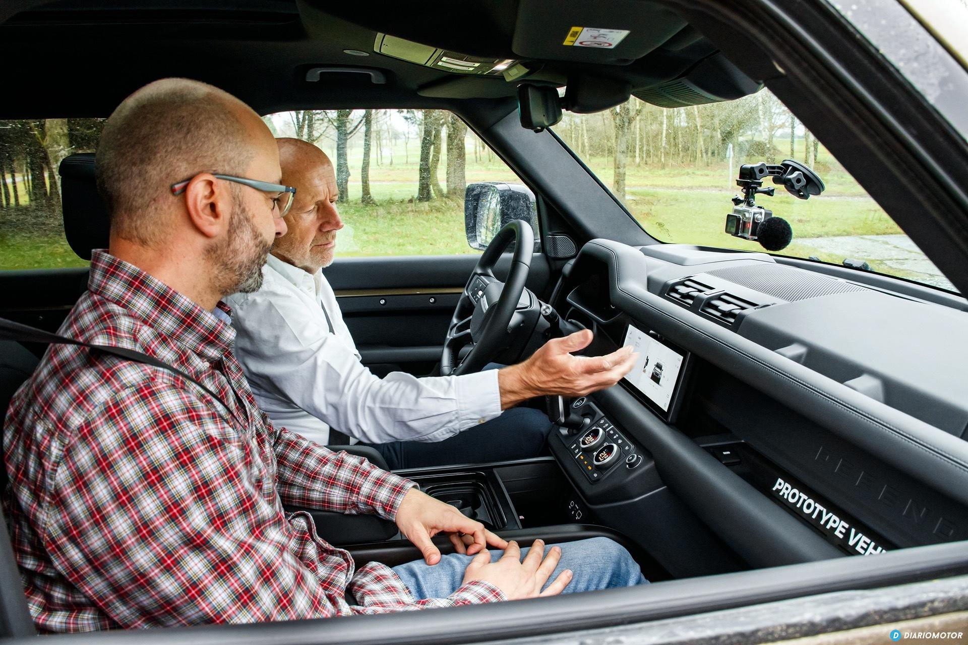 Land Rover Defender 2020 Prueba 00001