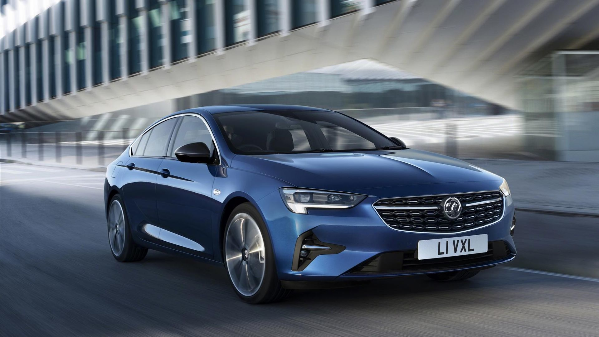 2020 New Opel Insignia Concept and Review