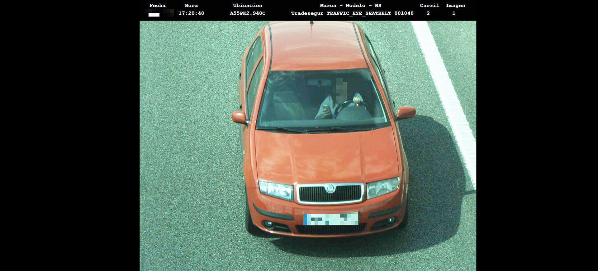 Radar Telefono Movil Foto