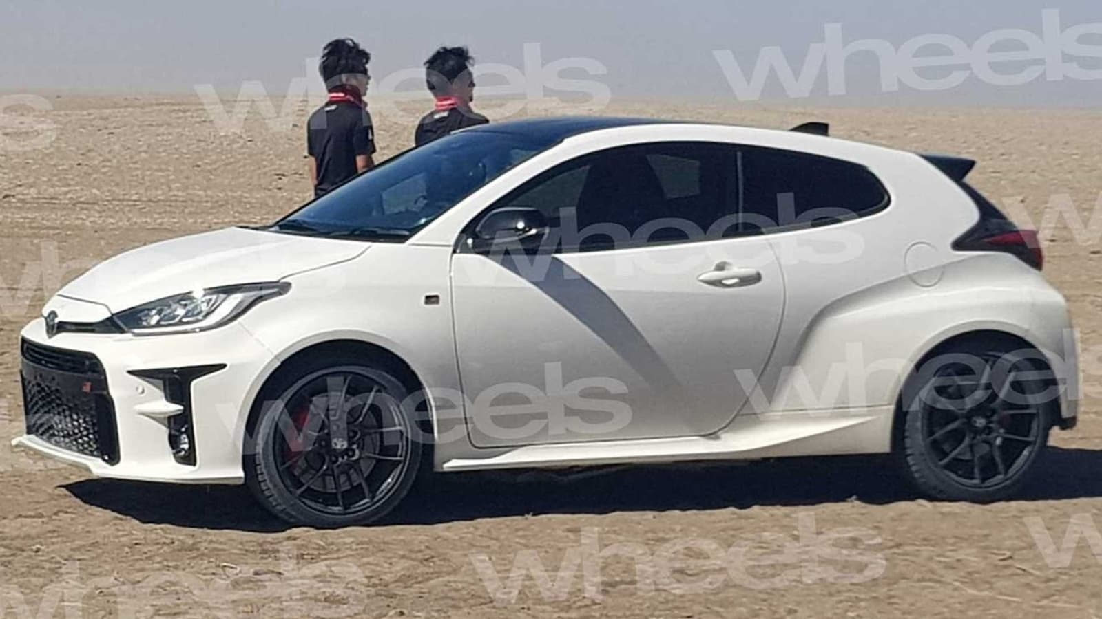 Toyota Gr Yaris 2020 1219 003
