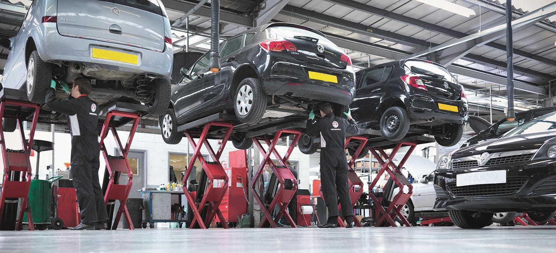 Averias Suspension Opel Astra Taller