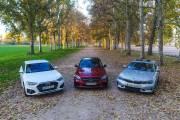 Bmw Serie 3 Vs Audi A4 Vs Mercedes Clase C 1 thumbnail