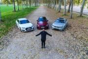 Bmw Serie 3 Vs Audi A4 Vs Mercedes Clase C 2 thumbnail
