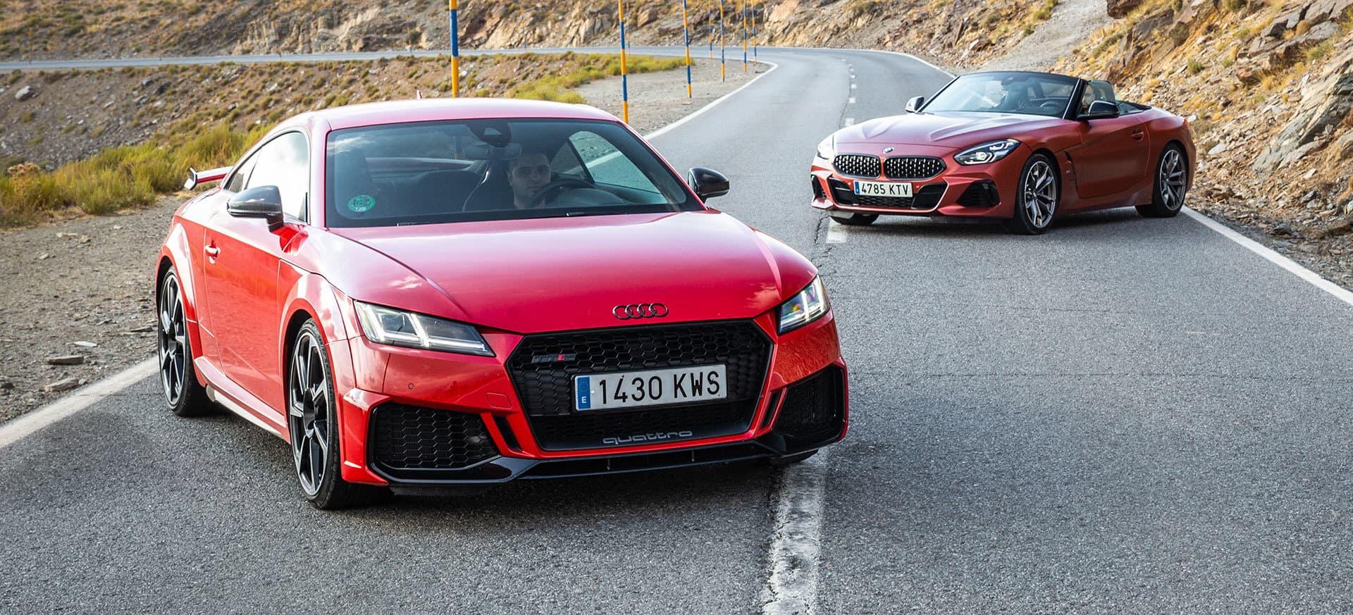 2020 Audi Tt Rs Model