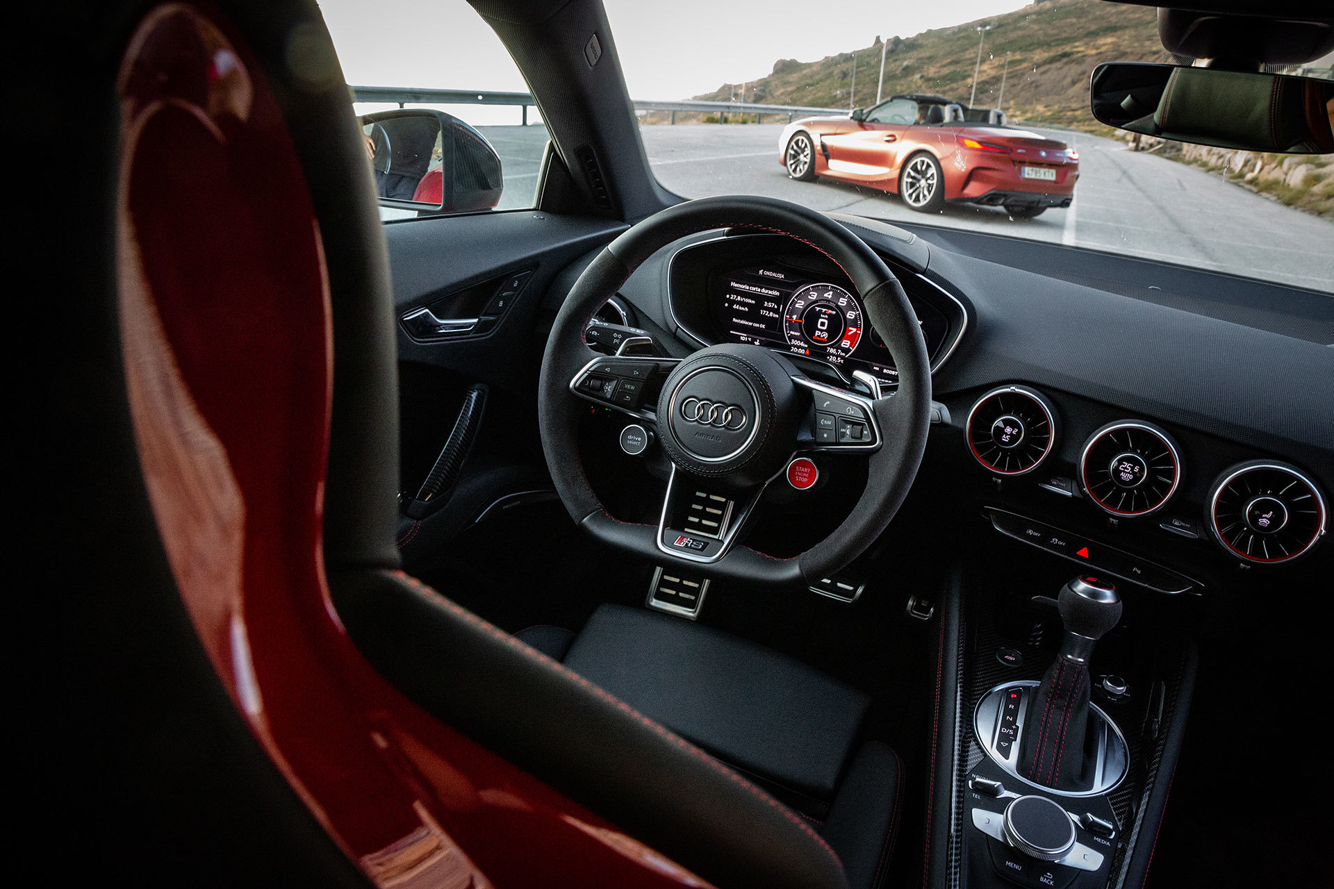 Bmw Z4 Audi Tt Rs 16