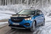 Opel Grandland X Hybrid4 2020 Azul 37 thumbnail