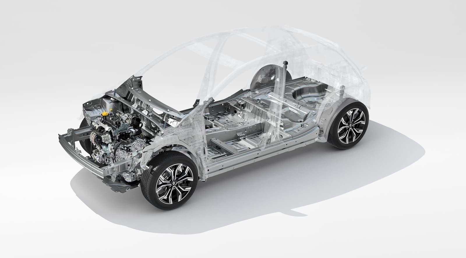 Renault Plataforma Cmf B 0120 01