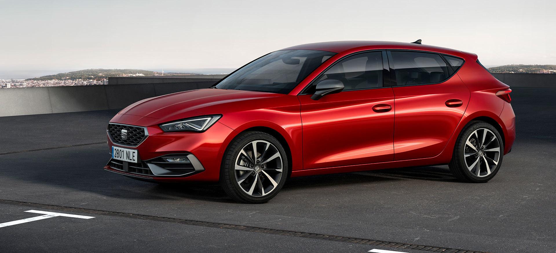 Seat Leon 2020 Fr Rojo 01