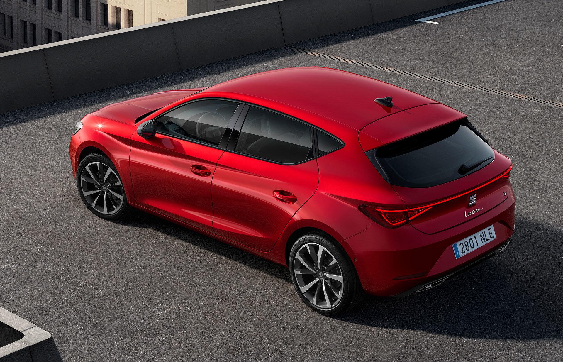 Seat Leon 2020 Fr Rojo 03