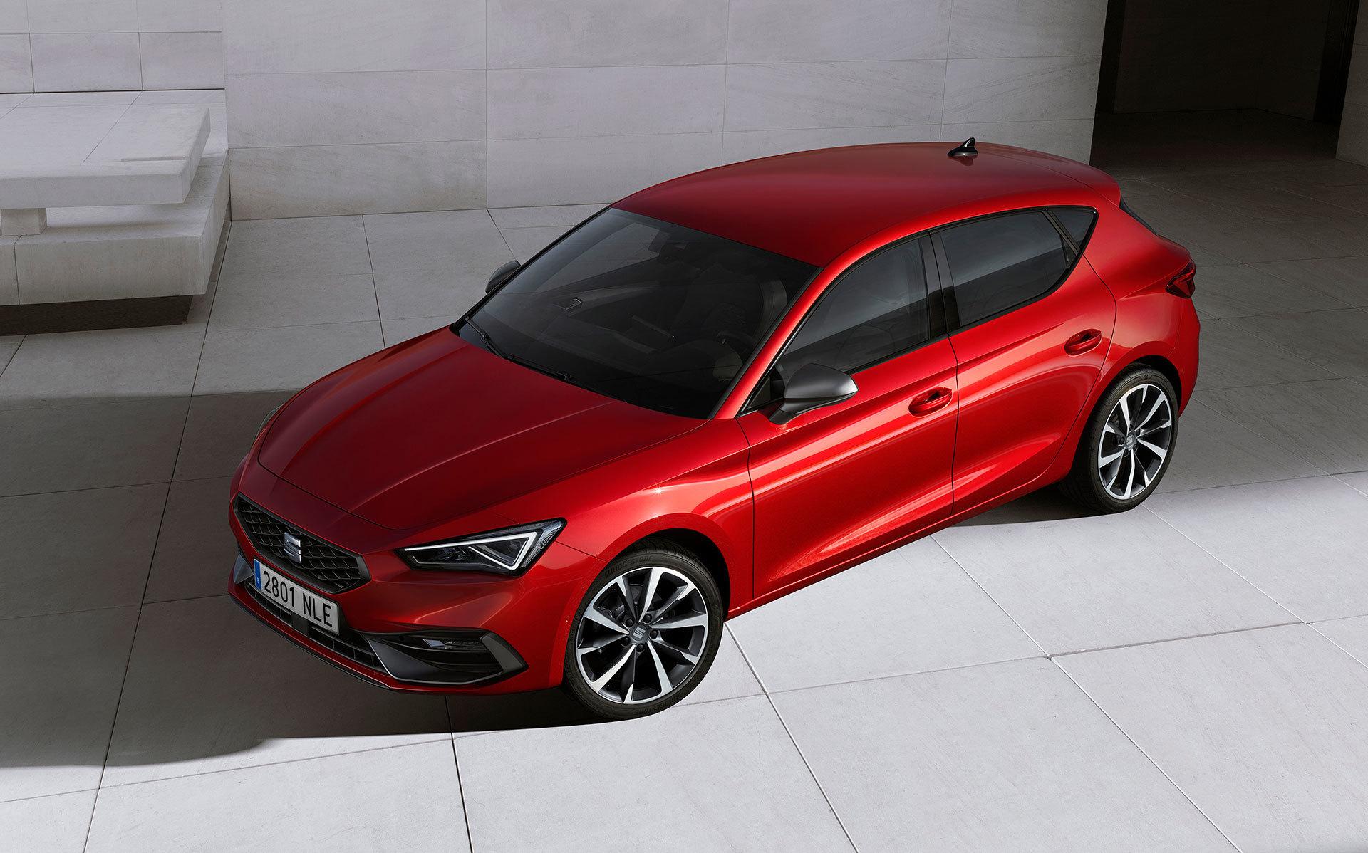 Seat Leon 2020 Fr Rojo 04