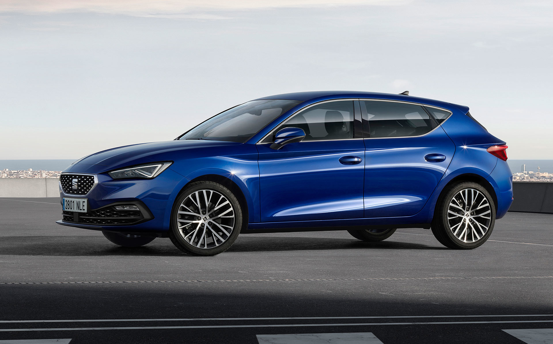 Seat Leon 2020 Xcellence Azul Mistery Blue 04