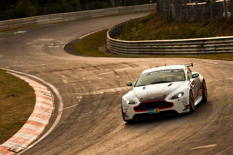 Suspension Curva Nurburgring