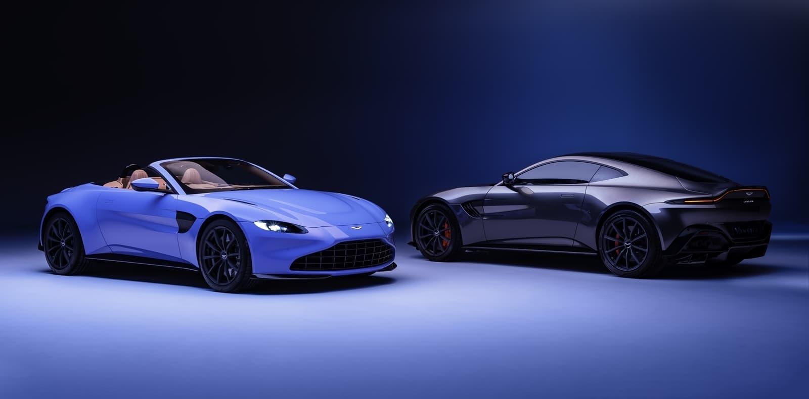 Aston Martin Vantage Roadster 0220 008
