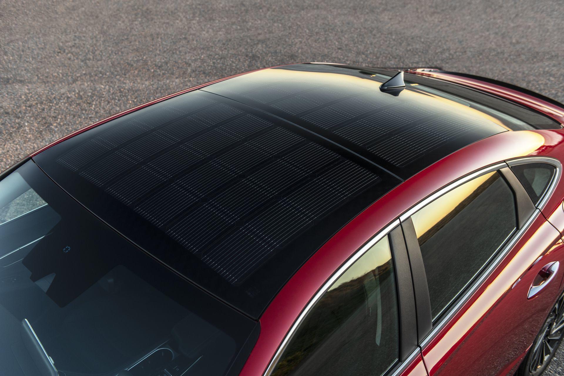 Hyundai Sonata Hybrid 2020 8