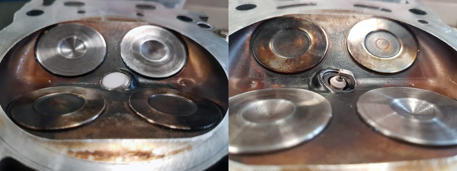 Jaque Diesel Encendido Microondas