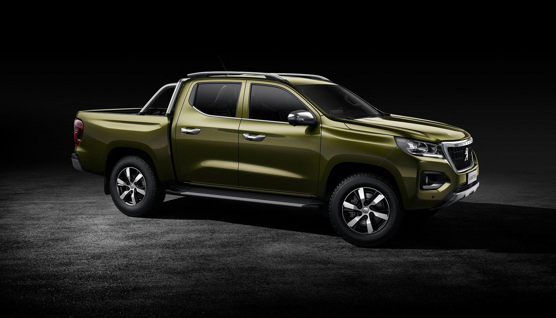 Peugeot Landtrek 2020 Pick Up 4x4 10