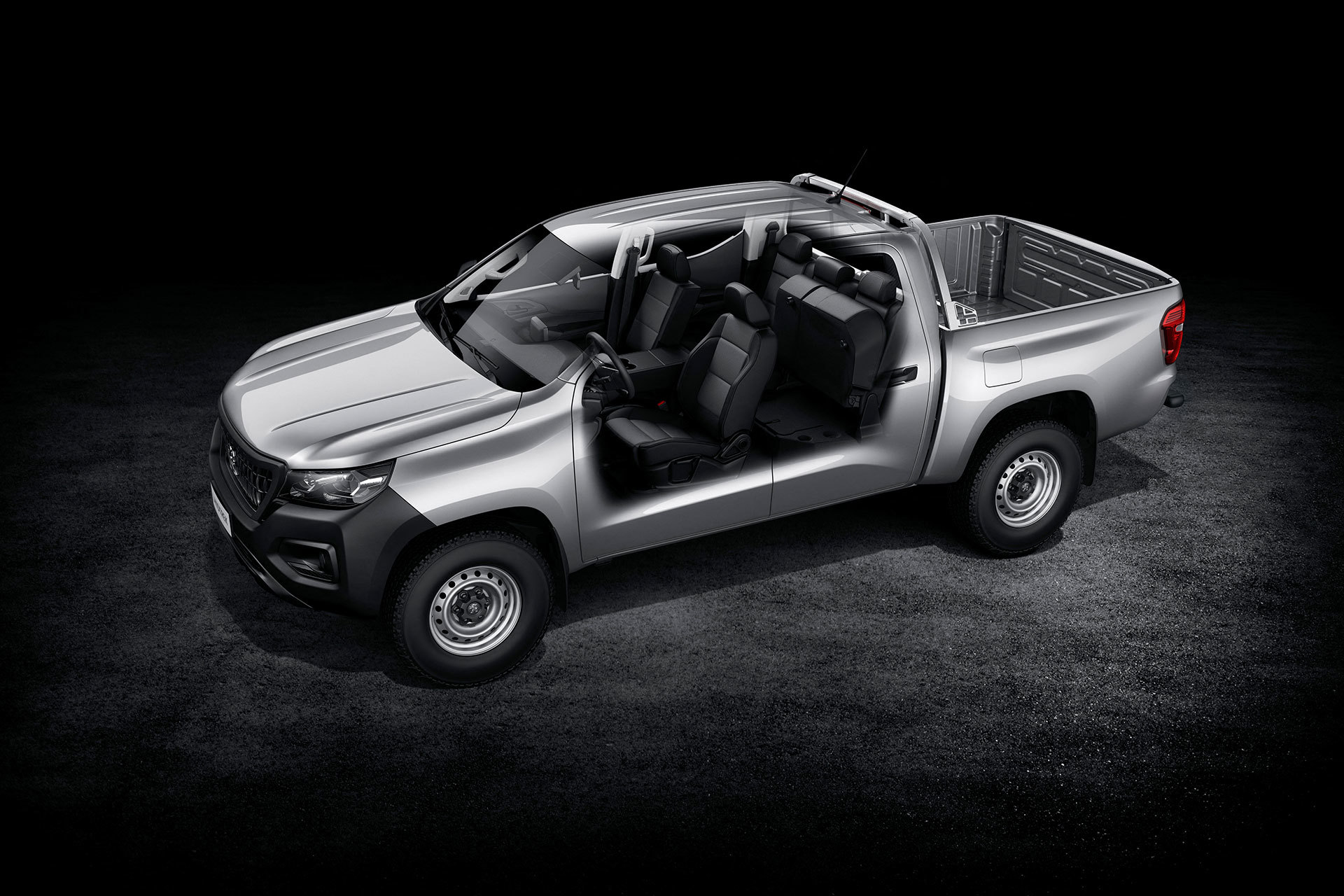 Peugeot Landtrek 2020 Pick Up 4x4 14
