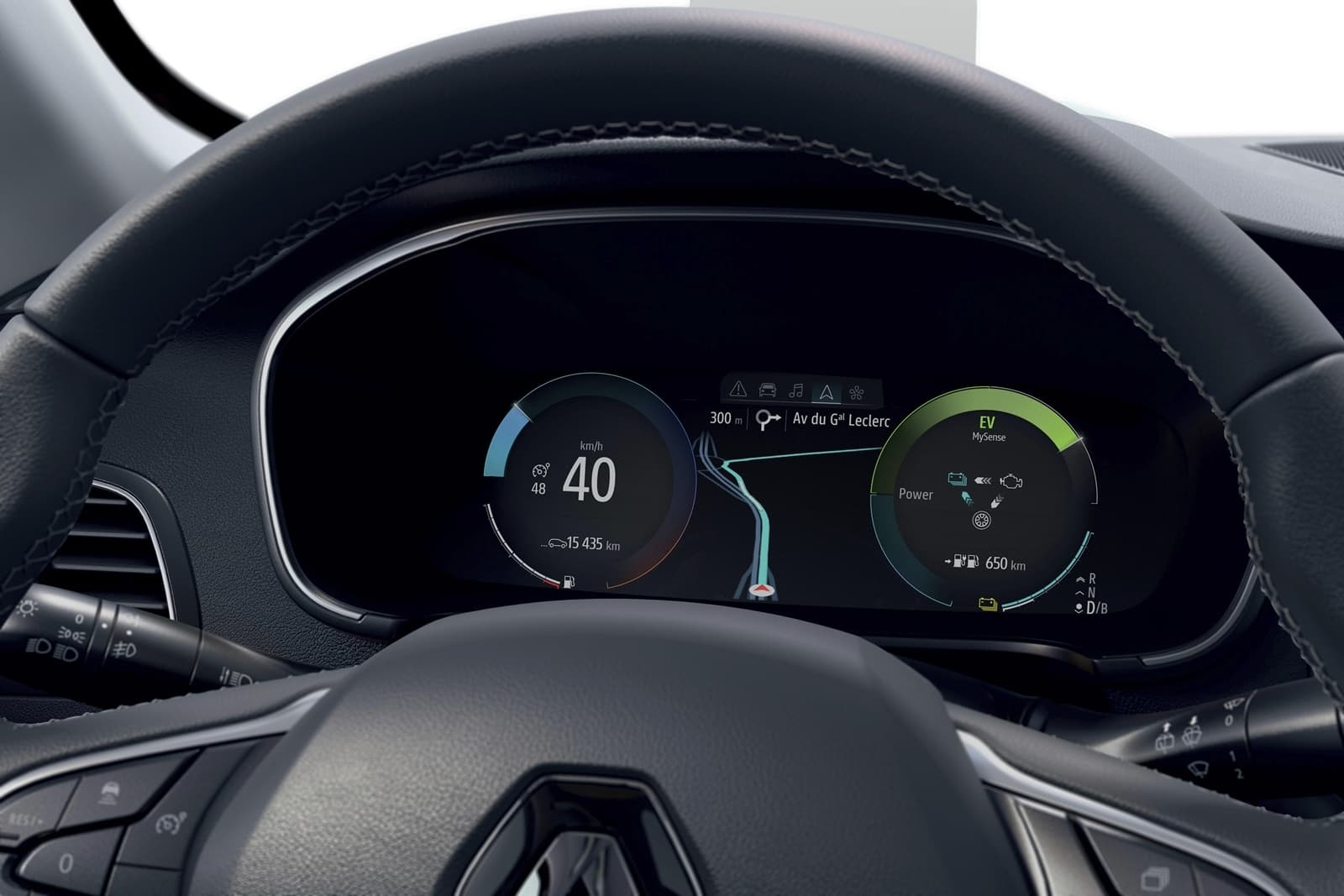 Renault Megane Iv Estate E Tech Plug In (kfb Phev)