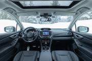Subaru Impreza Eco Hybrid Interior thumbnail