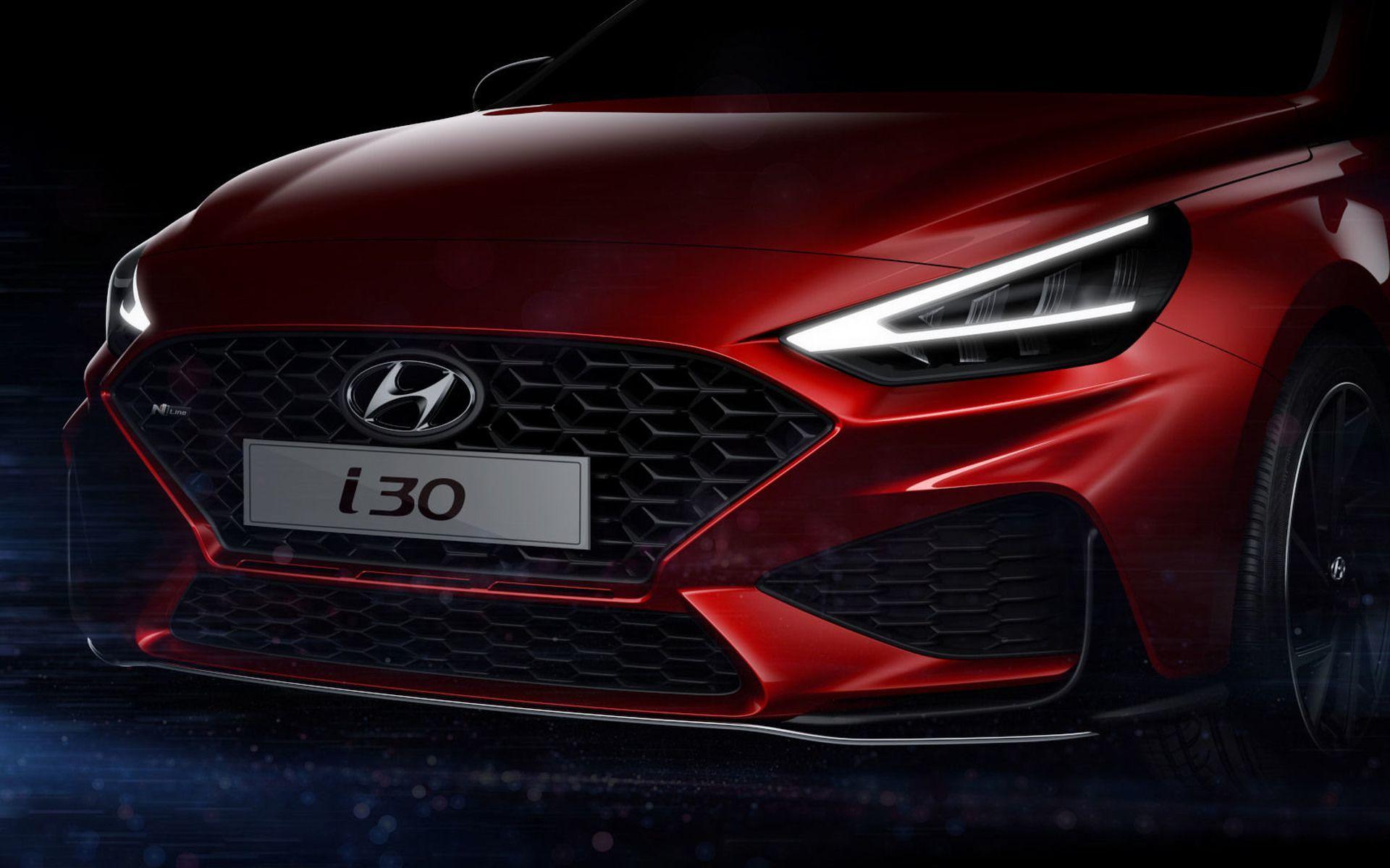Teaser Hyundai I30 2020 2
