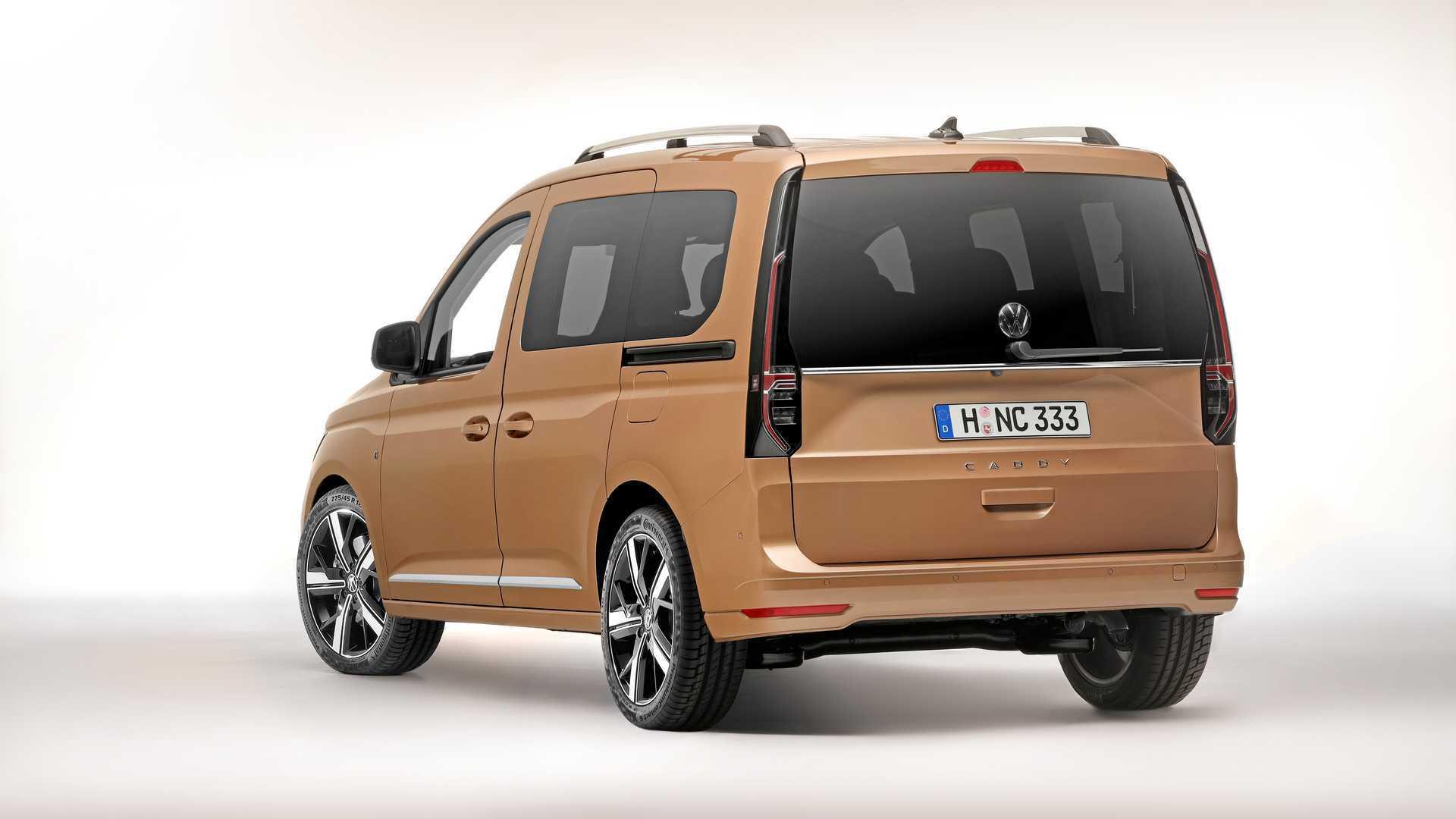 Volkswagen Caddy 2020 02