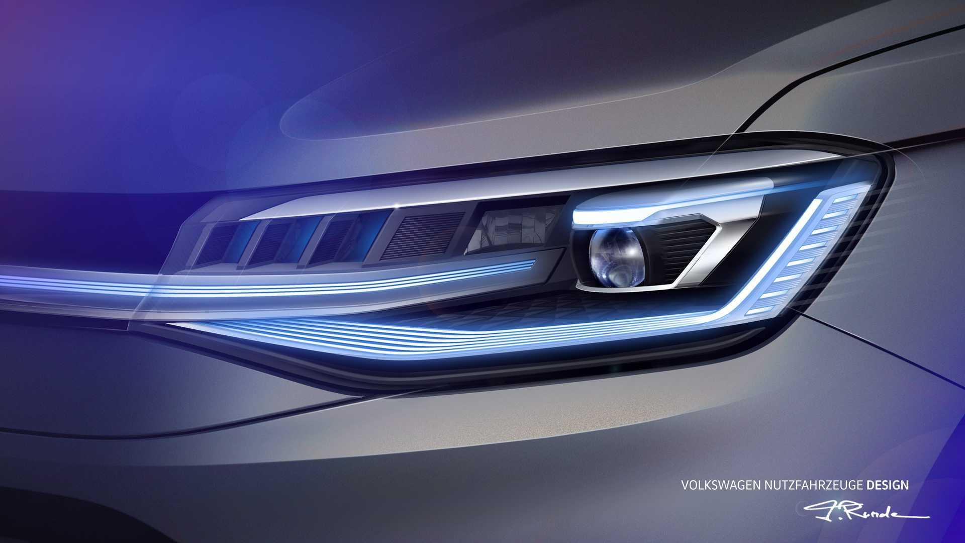 Volkswagen Caddy 2020 03