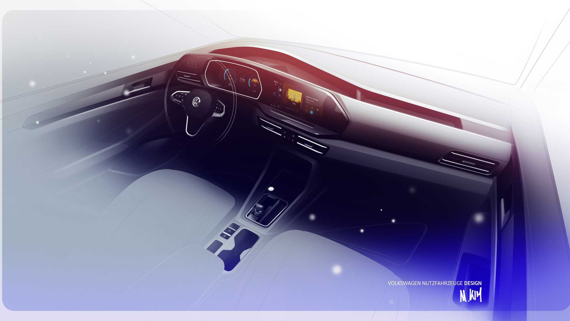 Volkswagen Caddy 2020 05