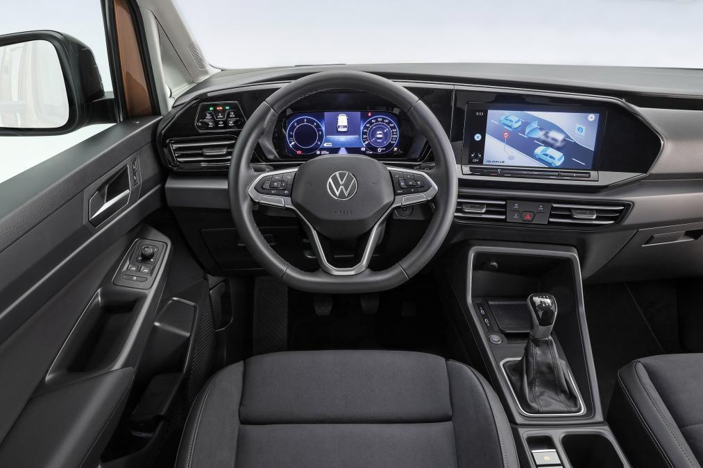 Volkswagen Caddy 2020 08