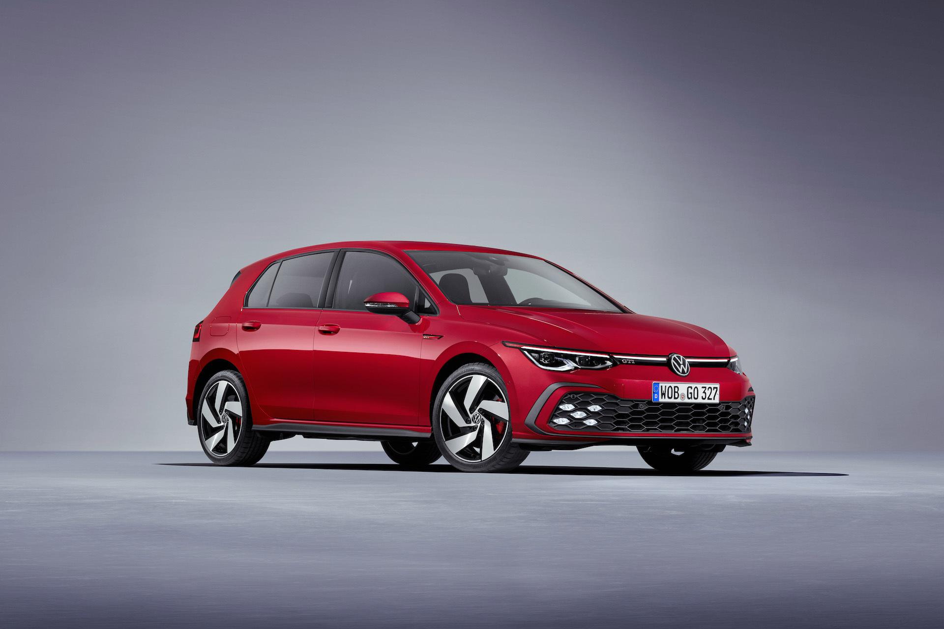 Volkswagen Golf Gti 2020 Db2020au00155