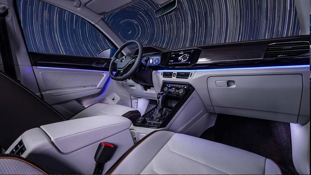 Volkswagen Tayron X 4