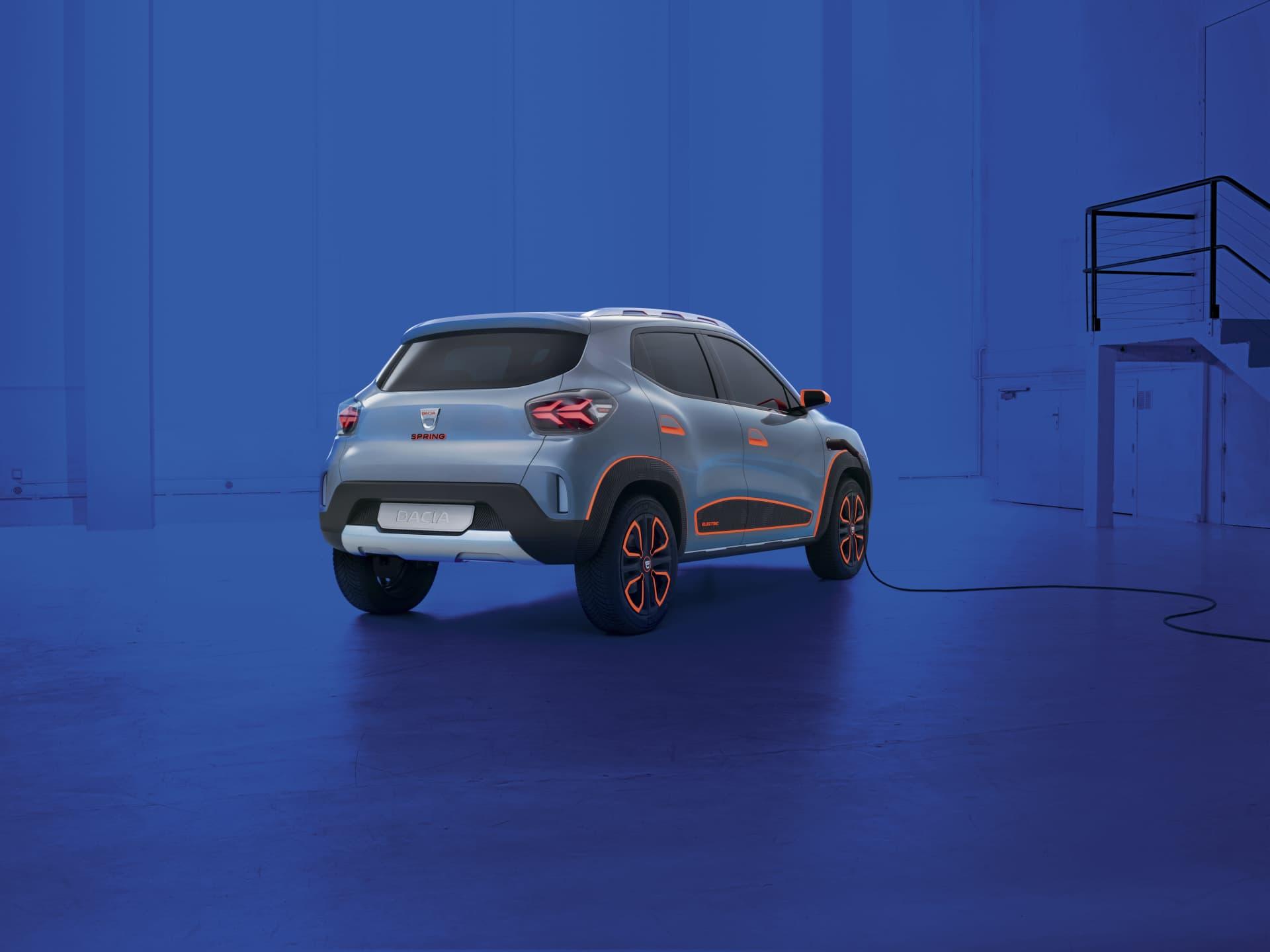 2020 Dacia Spring Show Car 4