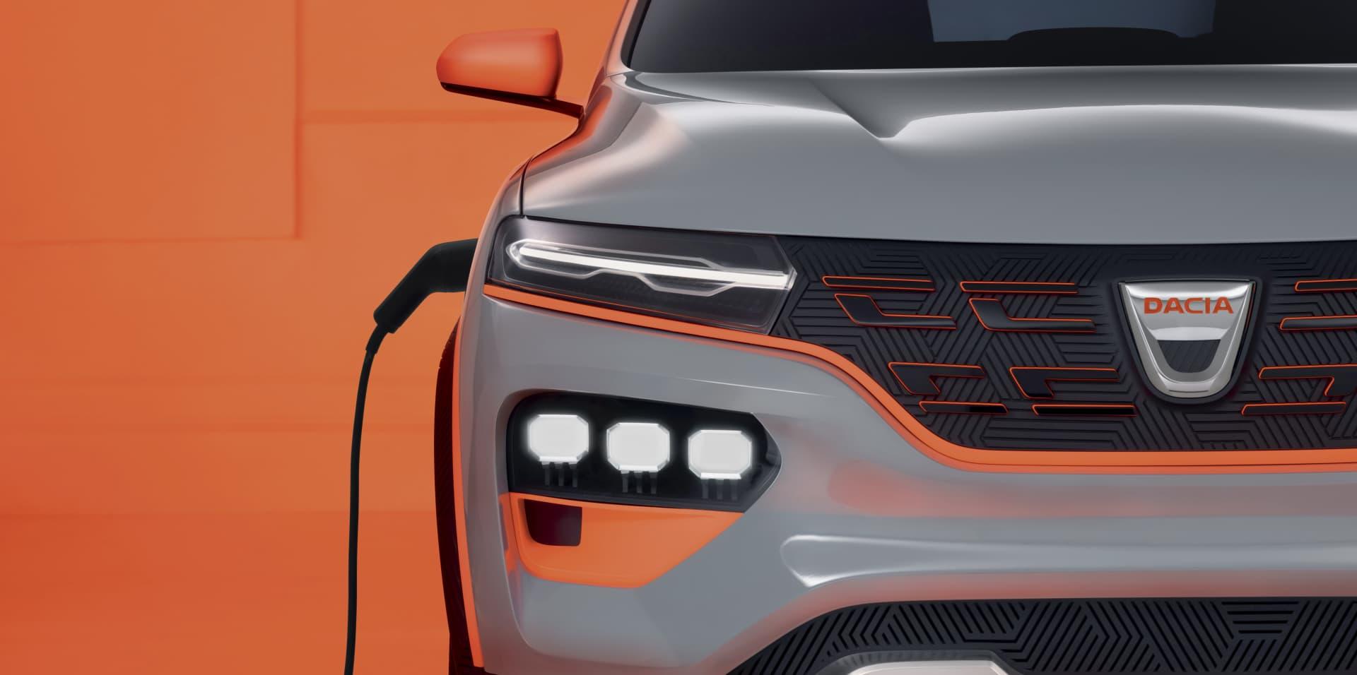 2020 Dacia Spring Show Car 5