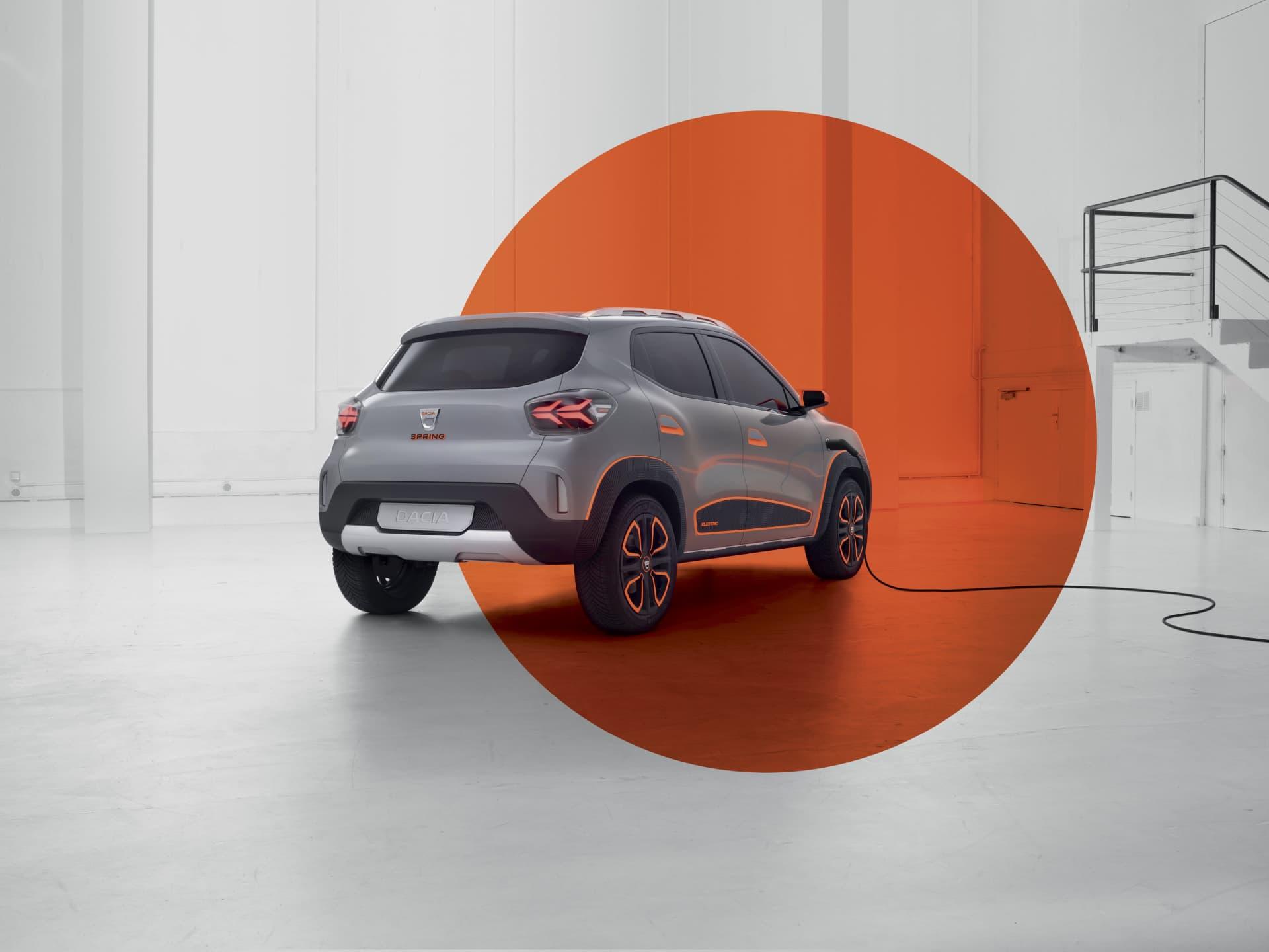 2020 Dacia Spring Show Car 7