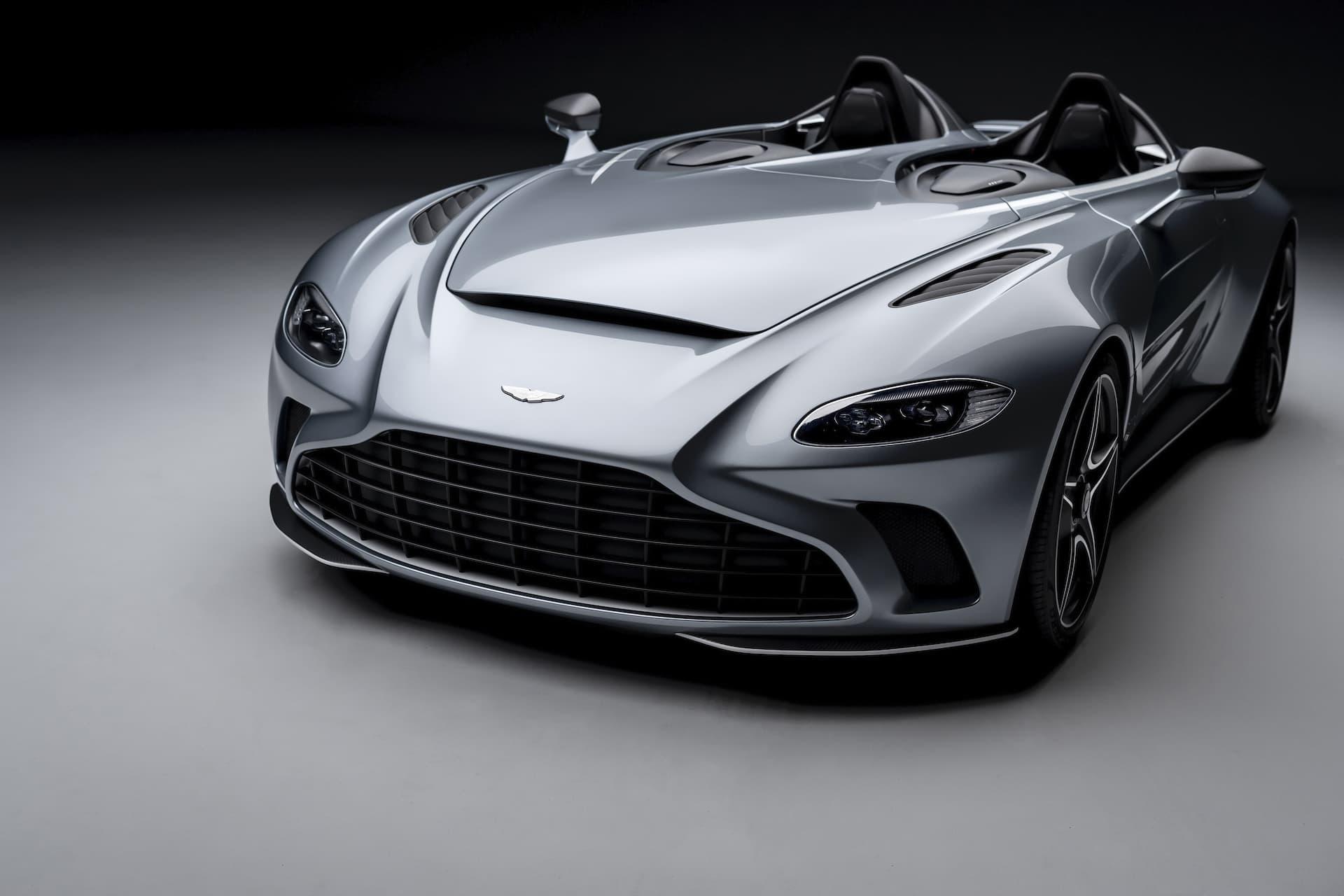 Aston Martin V12 Speedster 3
