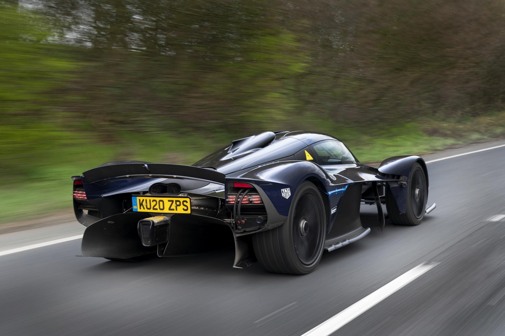 Aston Martin Valkyrie Dm 3