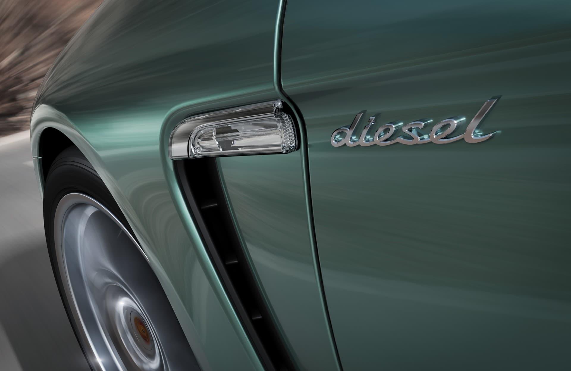 Diesel Segunda Mano 5 Anos Porsche Panamera Logo